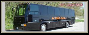 vip party bus rental kansas city
